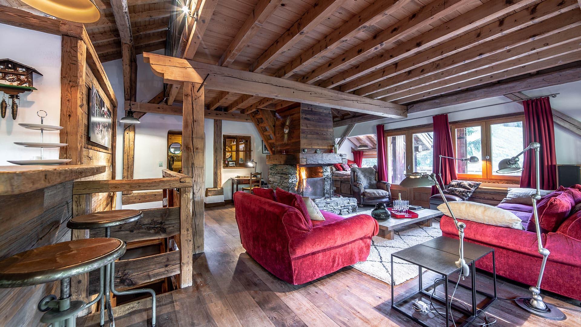 Villa Chalet Somina, Location à Alpes du Nord