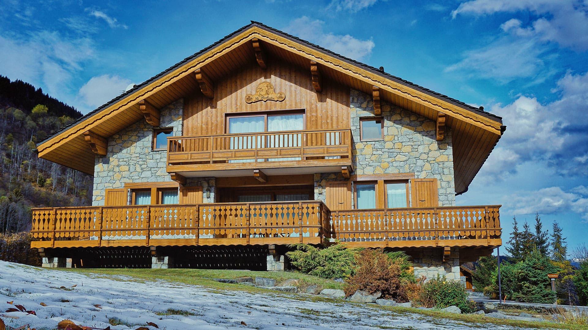 Villa Chalet Badika, Rental in Northern Alps