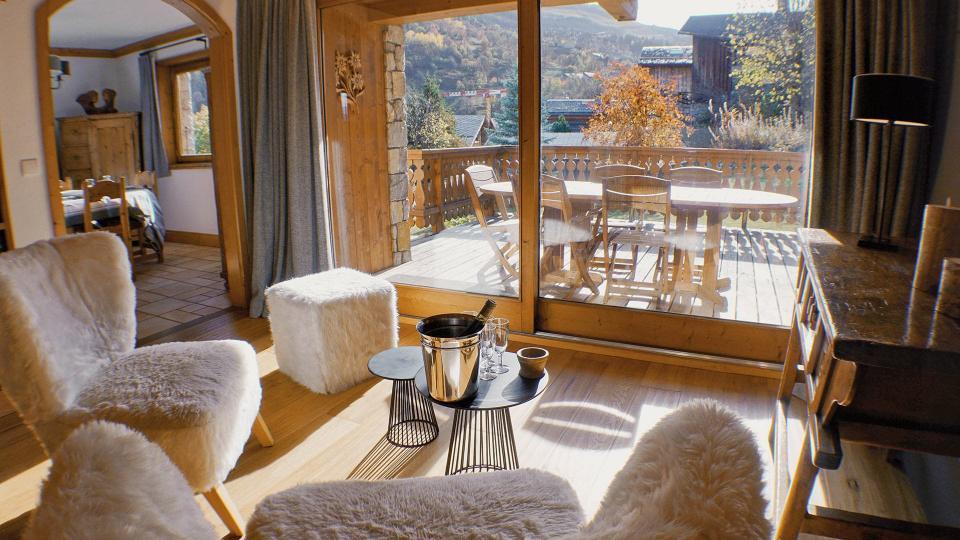 Villa Chalet Badika, Location à Alpes du Nord
