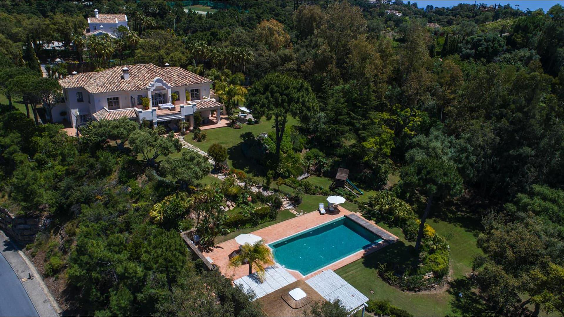 Villa Villa Zagala, Location à Andalousie