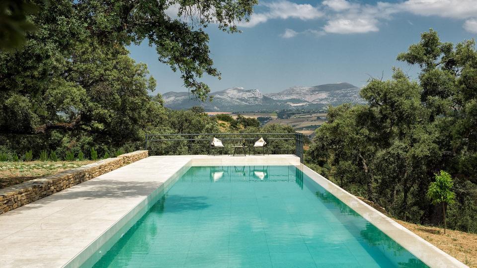 Villa Villa Hacienda Bodeguera, Rental in Andalusia