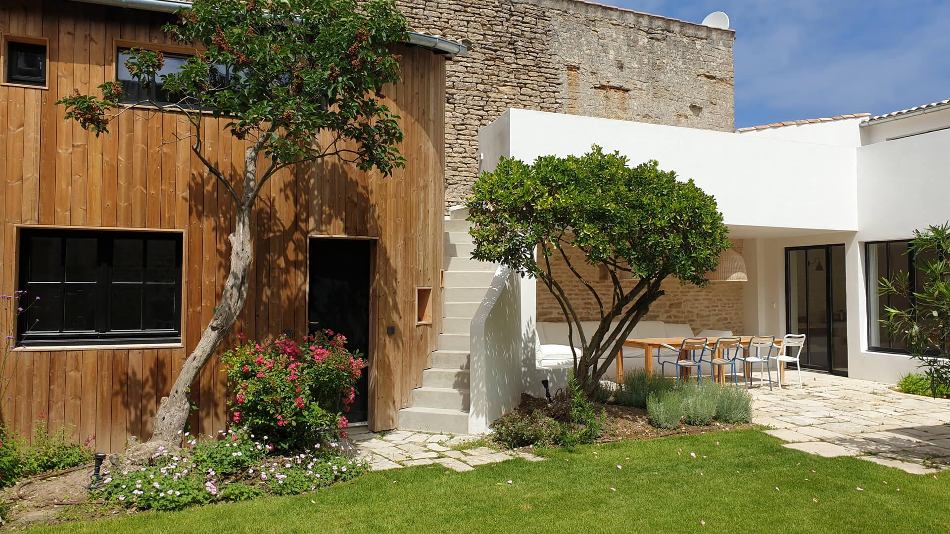 Villa The Cure, Location à Île de Ré