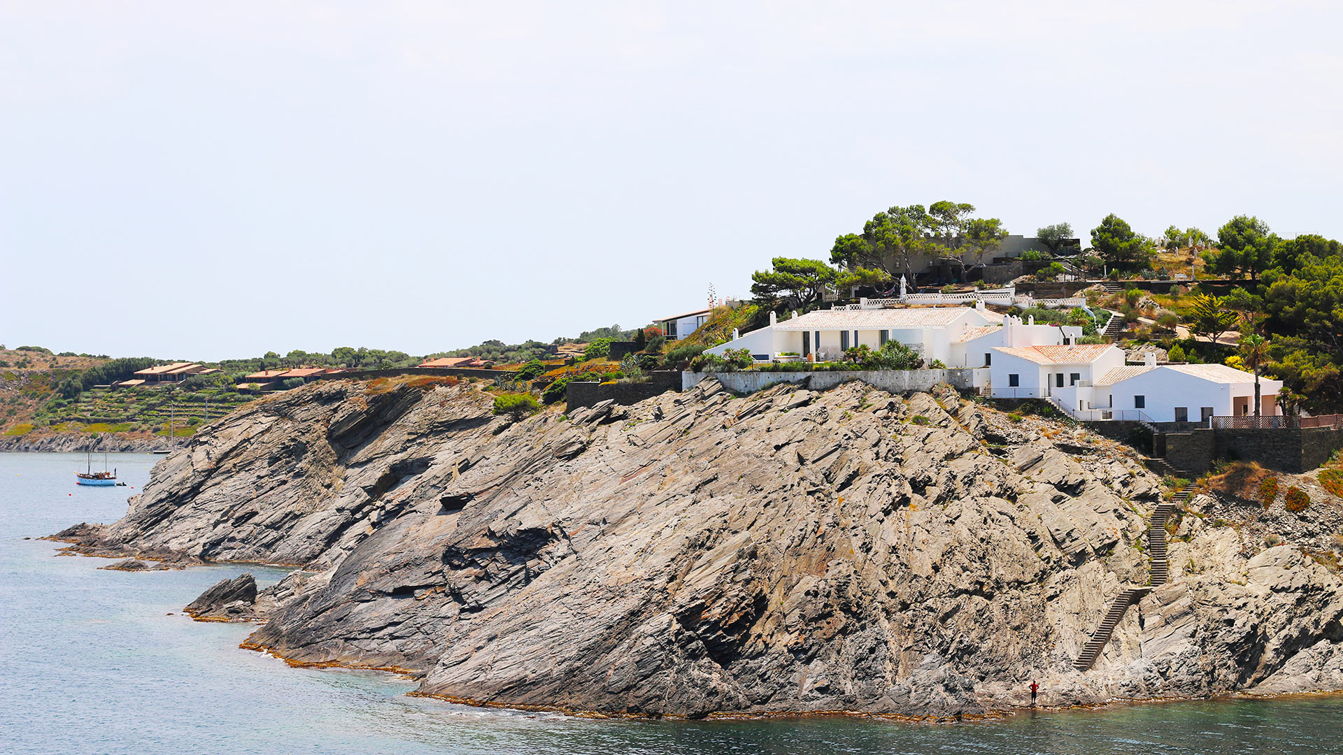 Villa Casa del Capitan, Location à Costa Brava