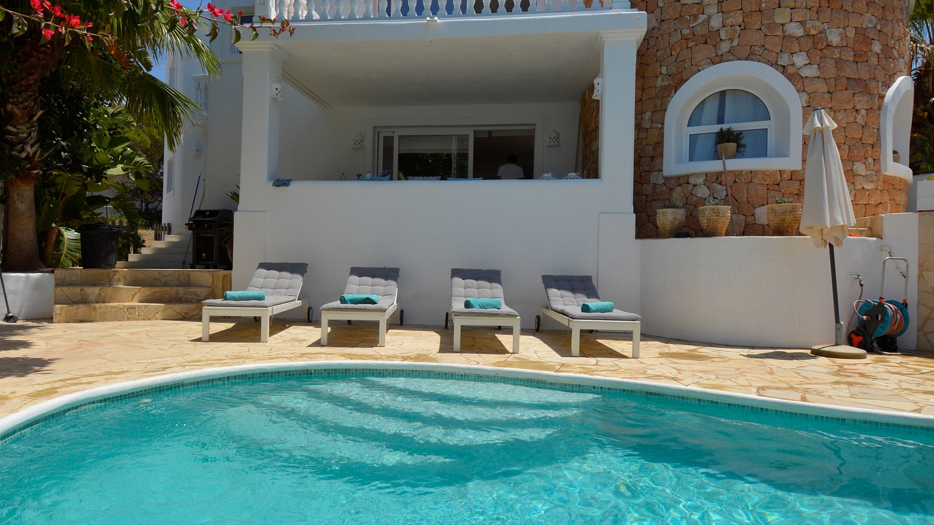 Villa Villa 329, Location à Ibiza