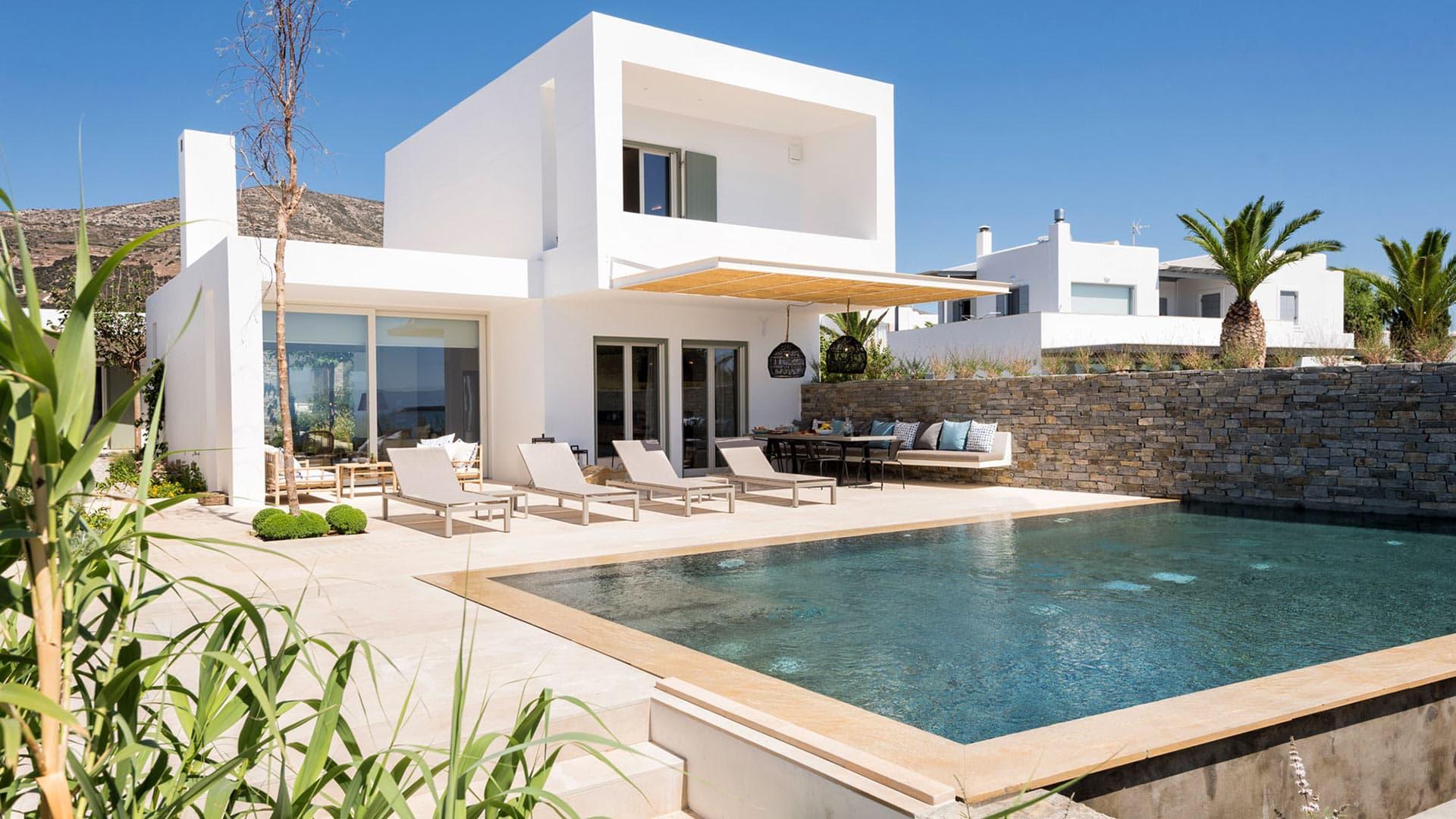 Villa Villa Lebona I, Location à Cyclades - Autres îles