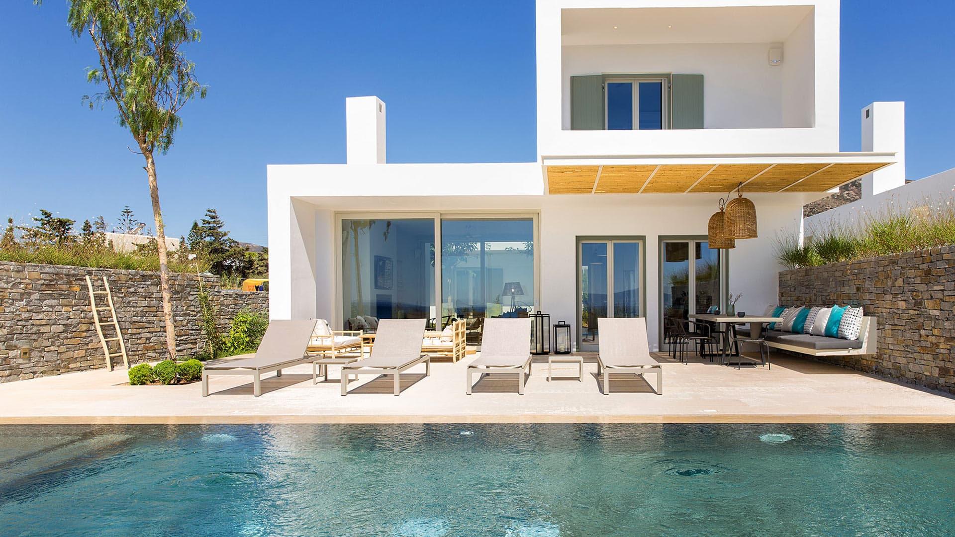 Villa Villa Lebona II, Location à Cyclades - Autres îles