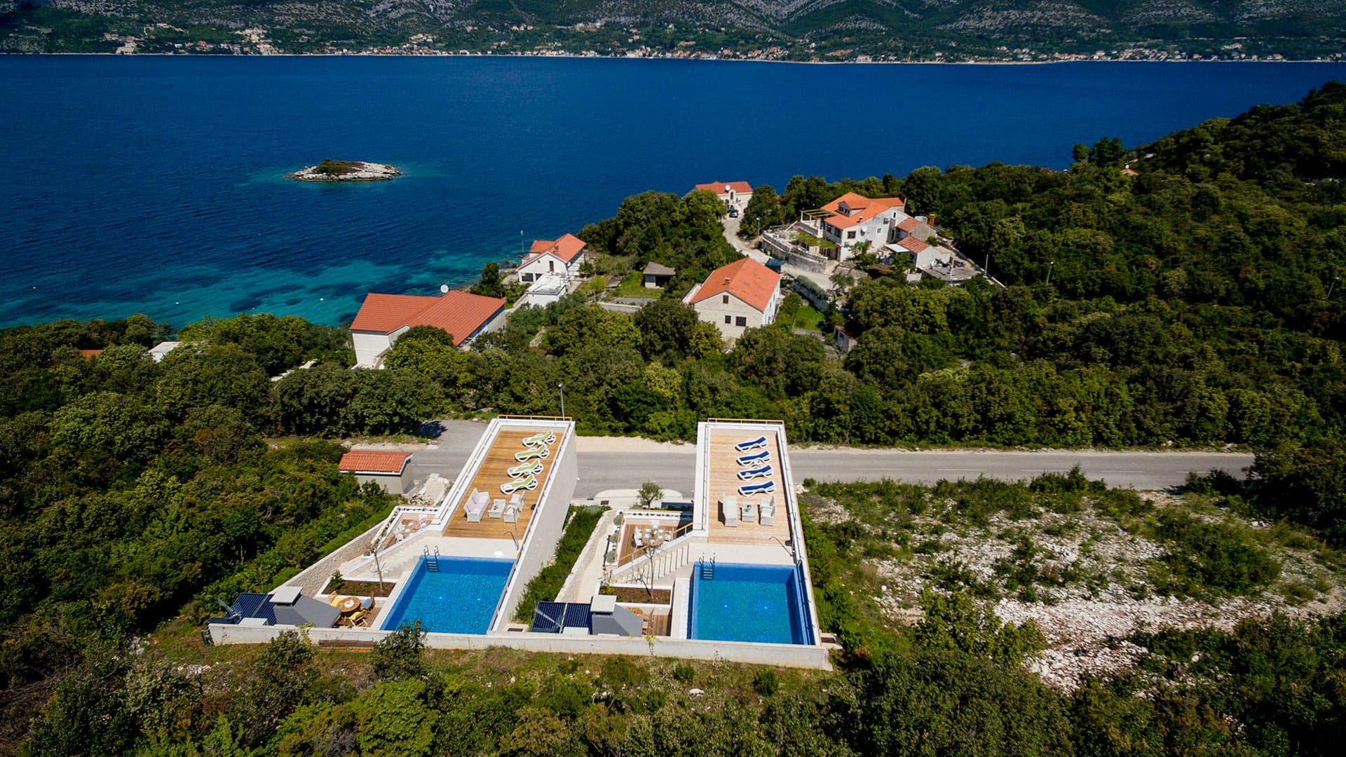 Villa Villa Sistera I, Rental in Korčula