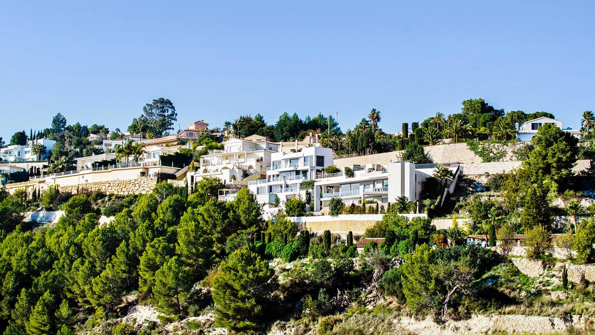 Villa Villa Kanama, Rental in Costa Blanca