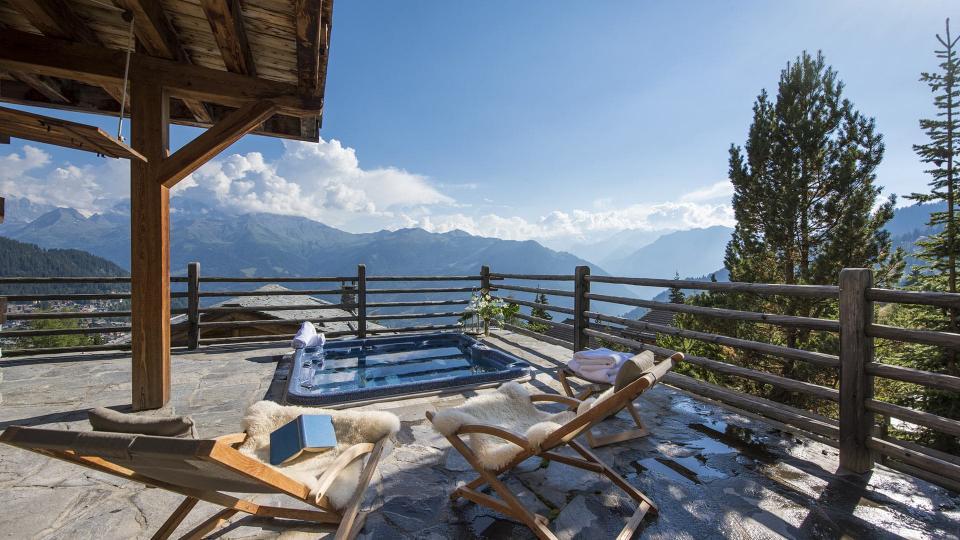 Villa Chalet Orso, Location à Alpes suisses