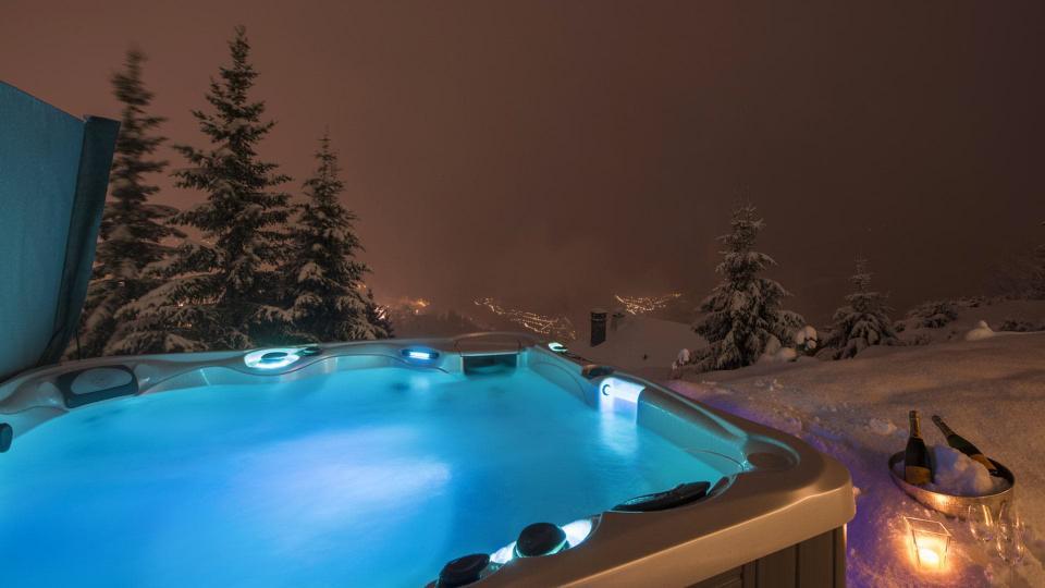 Villa Chalet Vino, Location à Alpes suisses