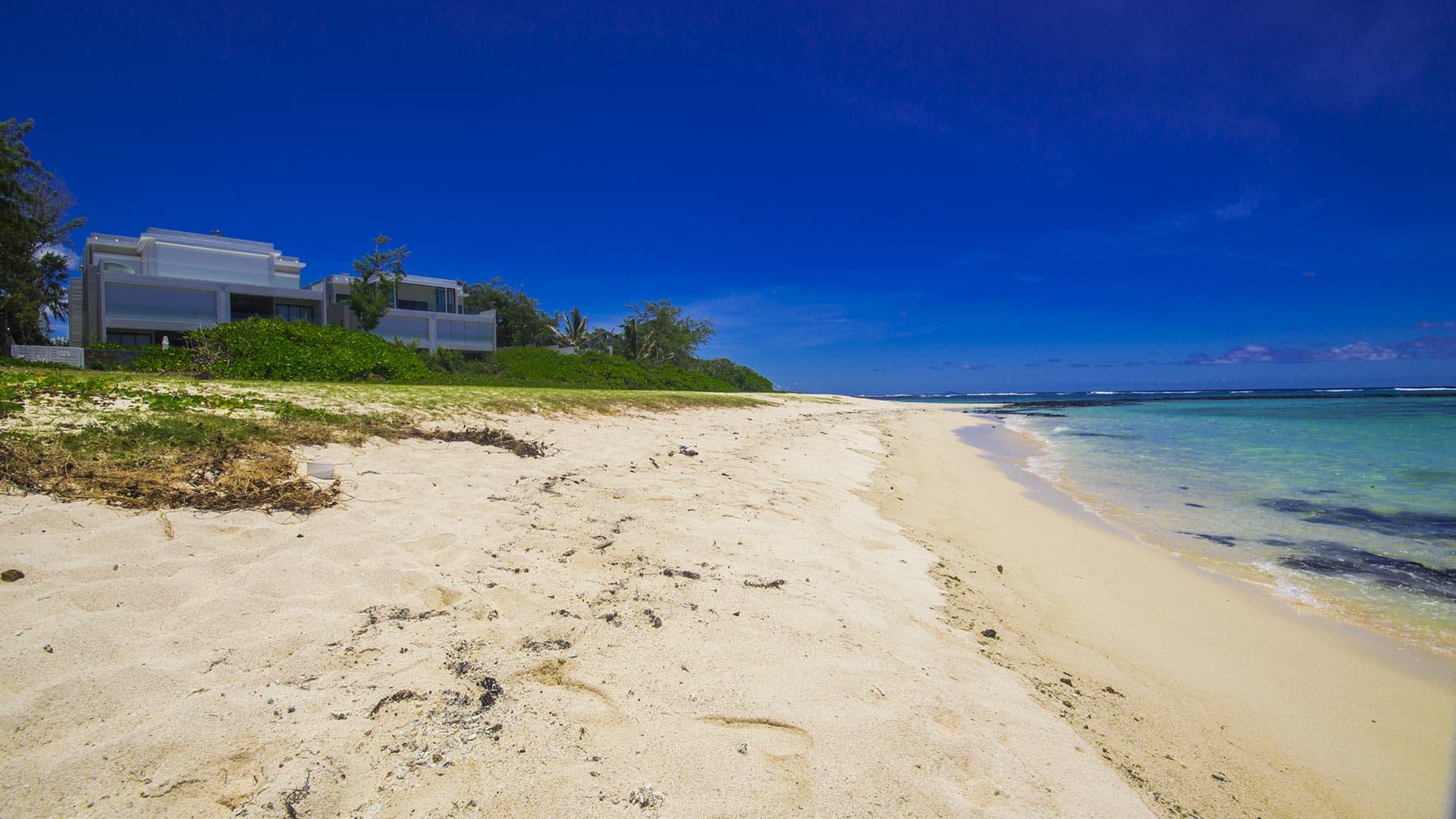 Villa Appartement Lagon Bleu, Location à Île Maurice Est