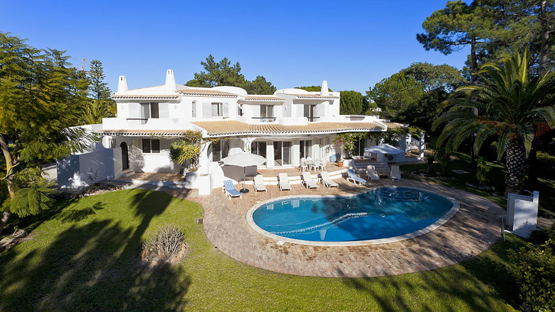 Villa Villa Silvana, Rental in Algarve