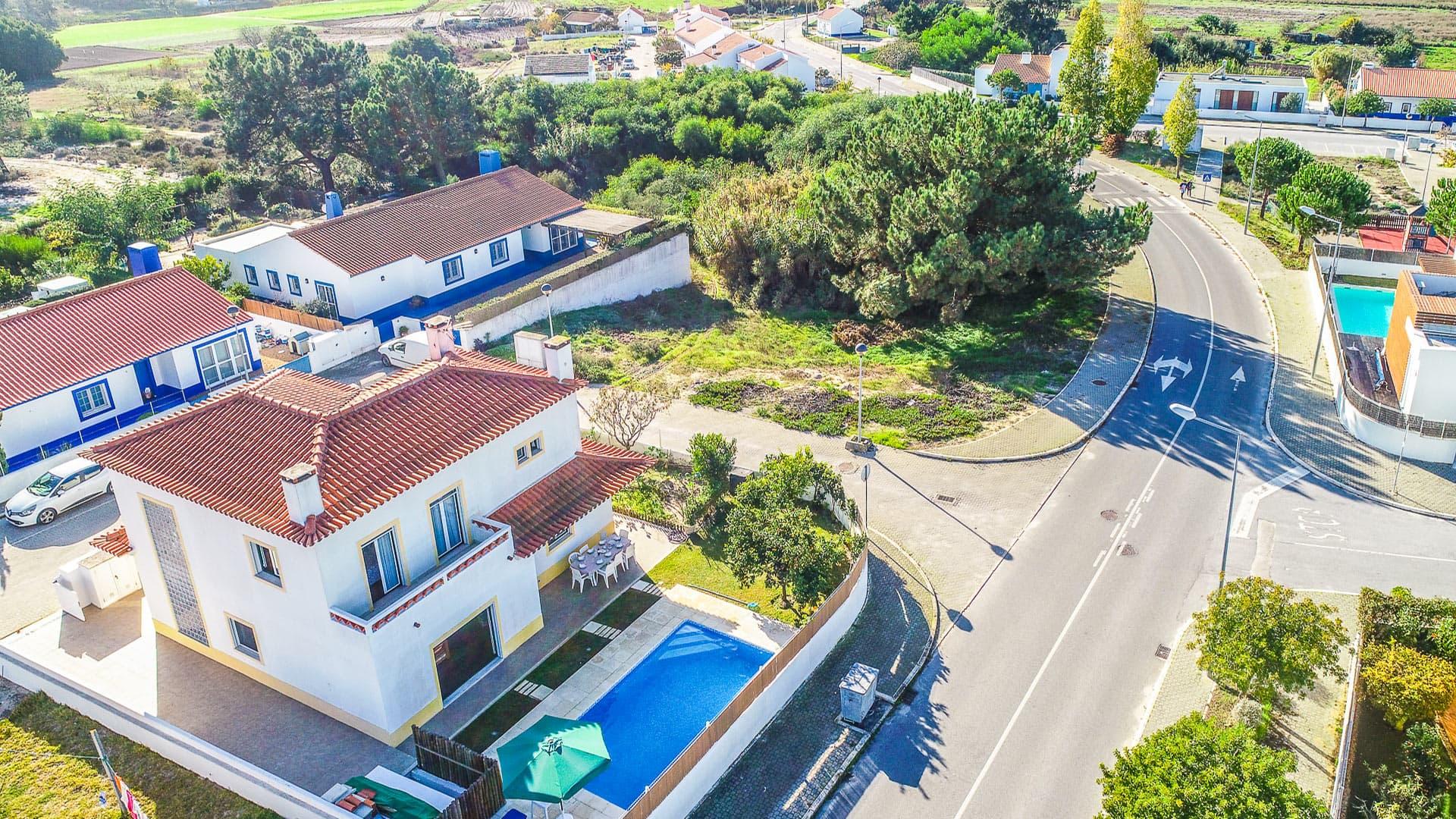 Villa Villa Treia Compa, Rental in Comporta