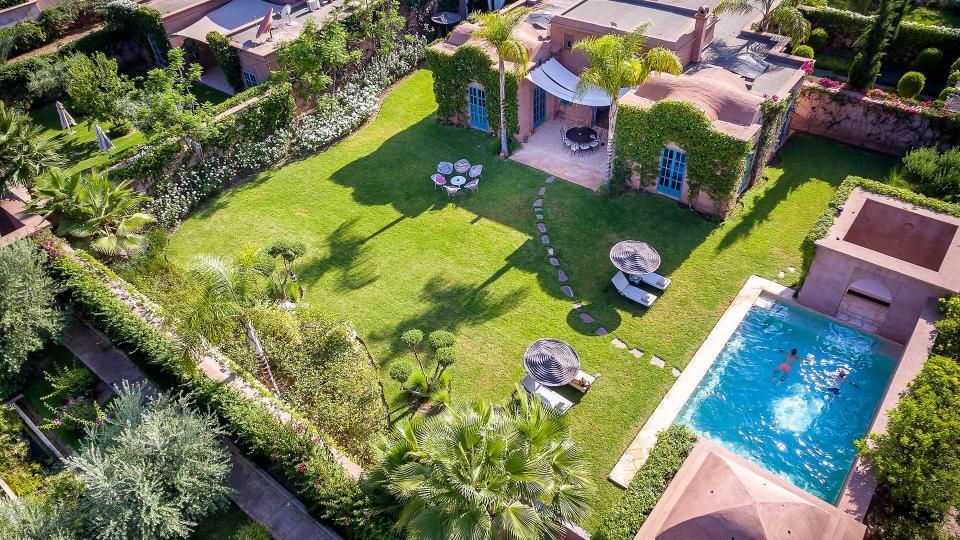 Villa Villa Mafalda, Location à Marrakech