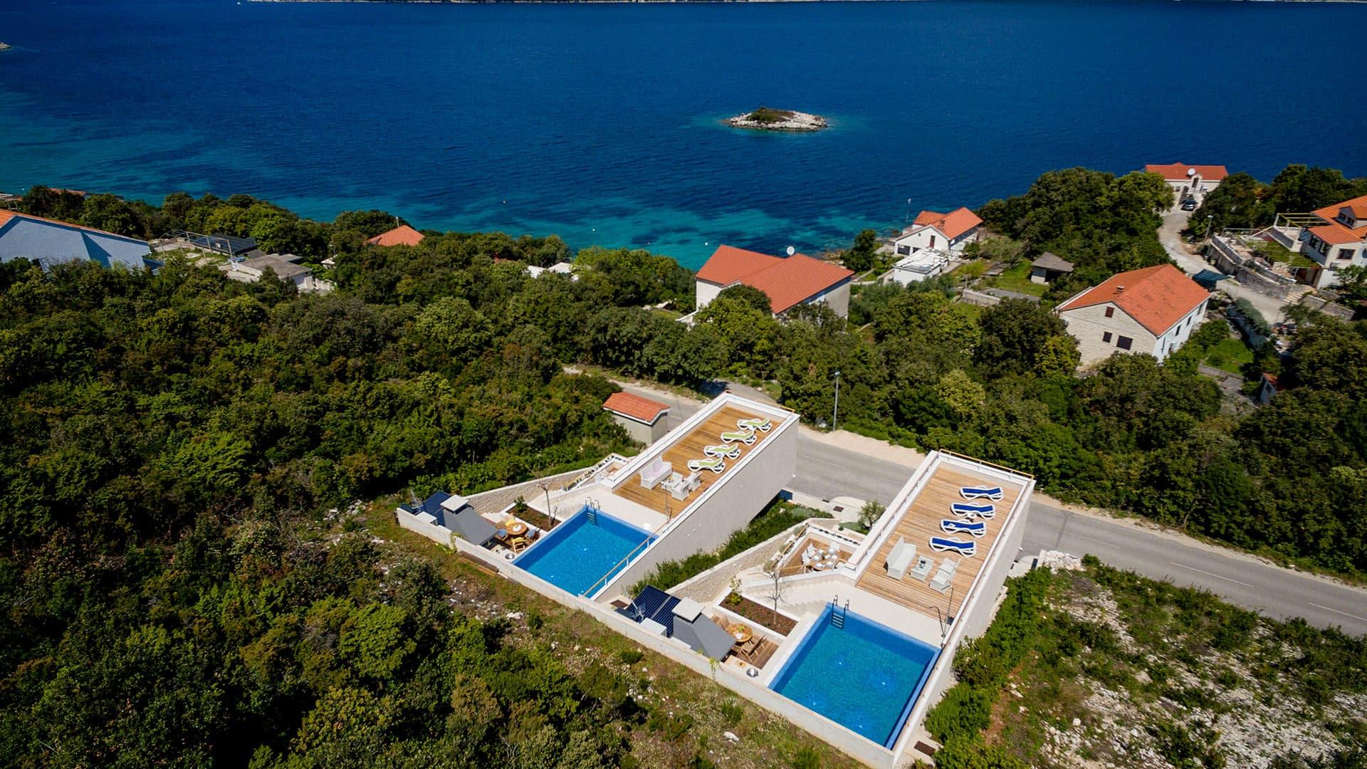 Villa Villa Sistera II, Rental in Korčula