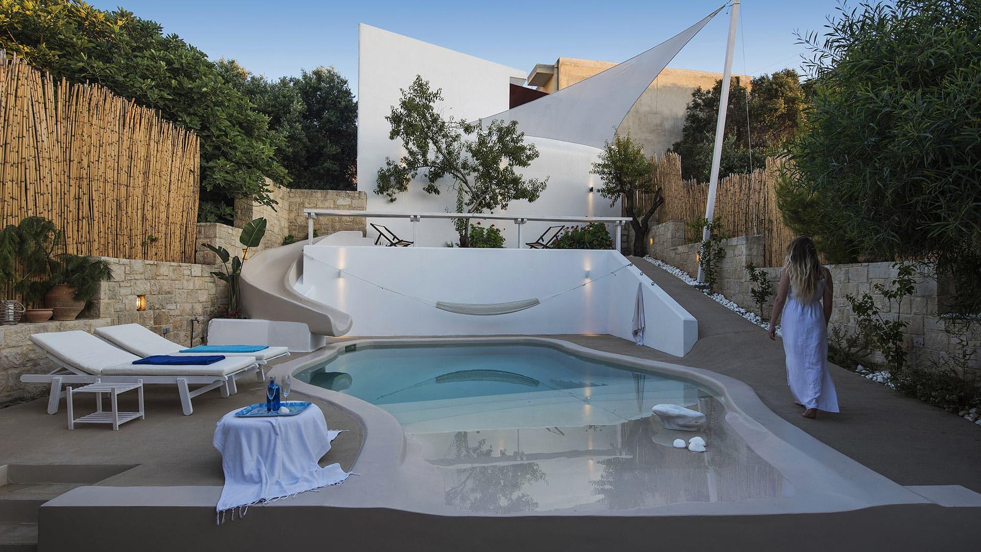 Villa Villa Bomila, Location à Crete