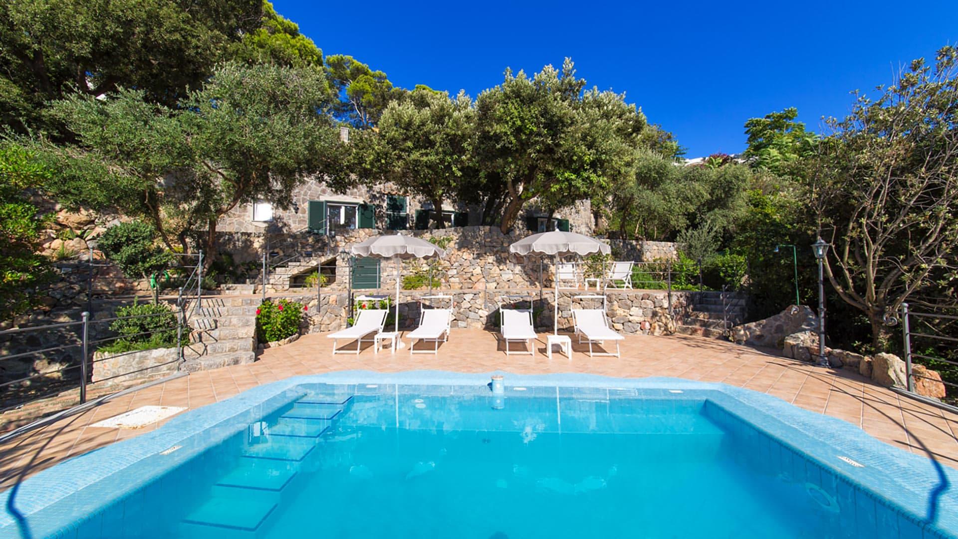 Villa Villa Sibilla, Rental in Campania