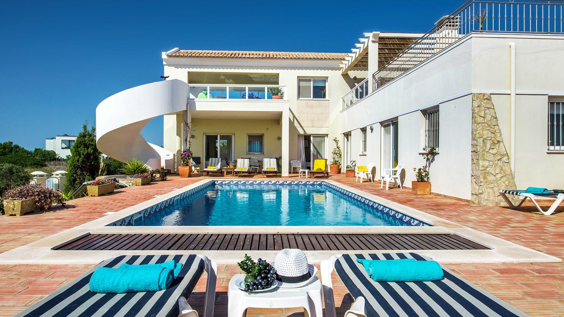 Villa Villa Oceania, Location à Algarve