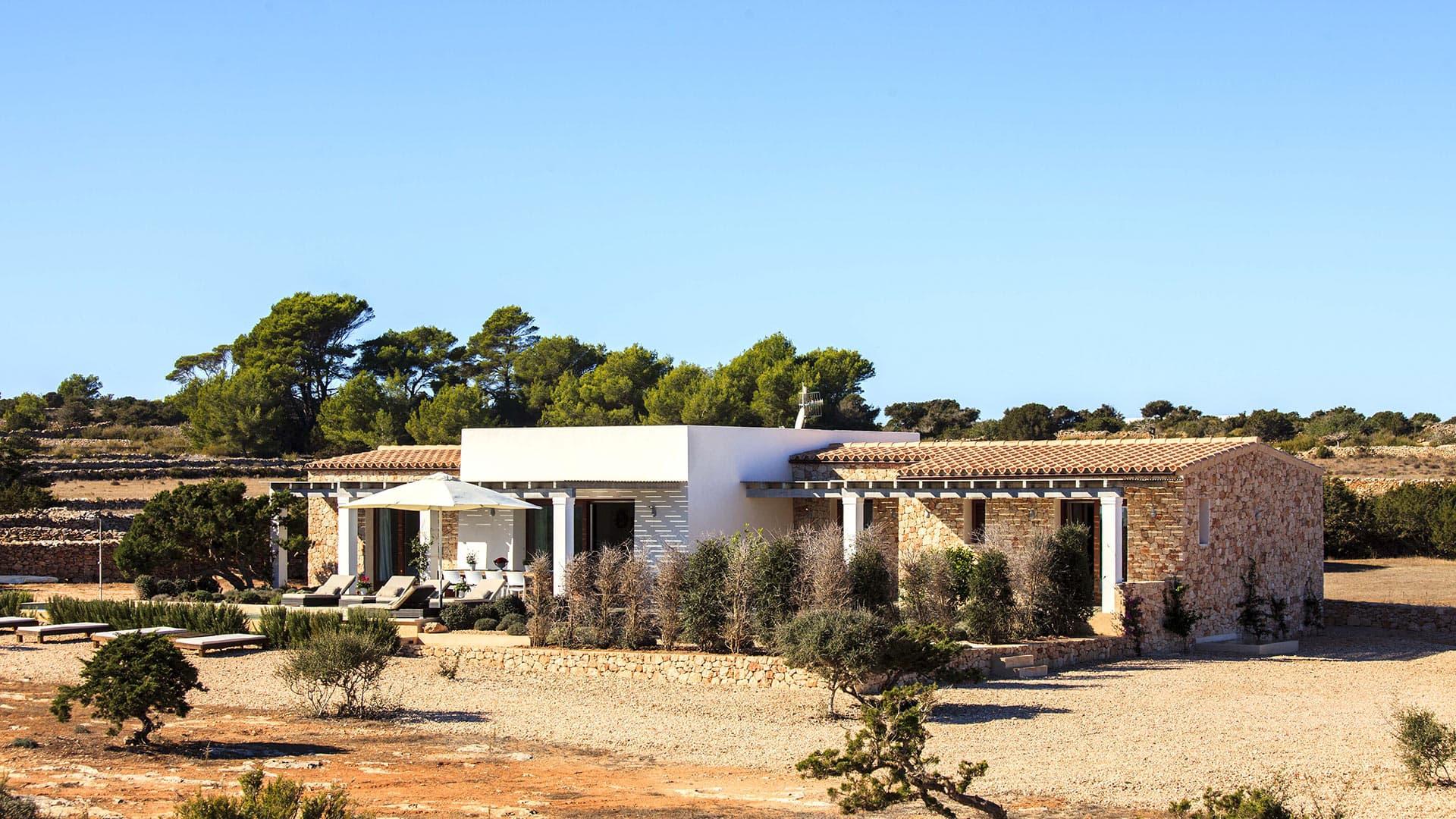 Villa Villa Barbarina, Location à Formentera