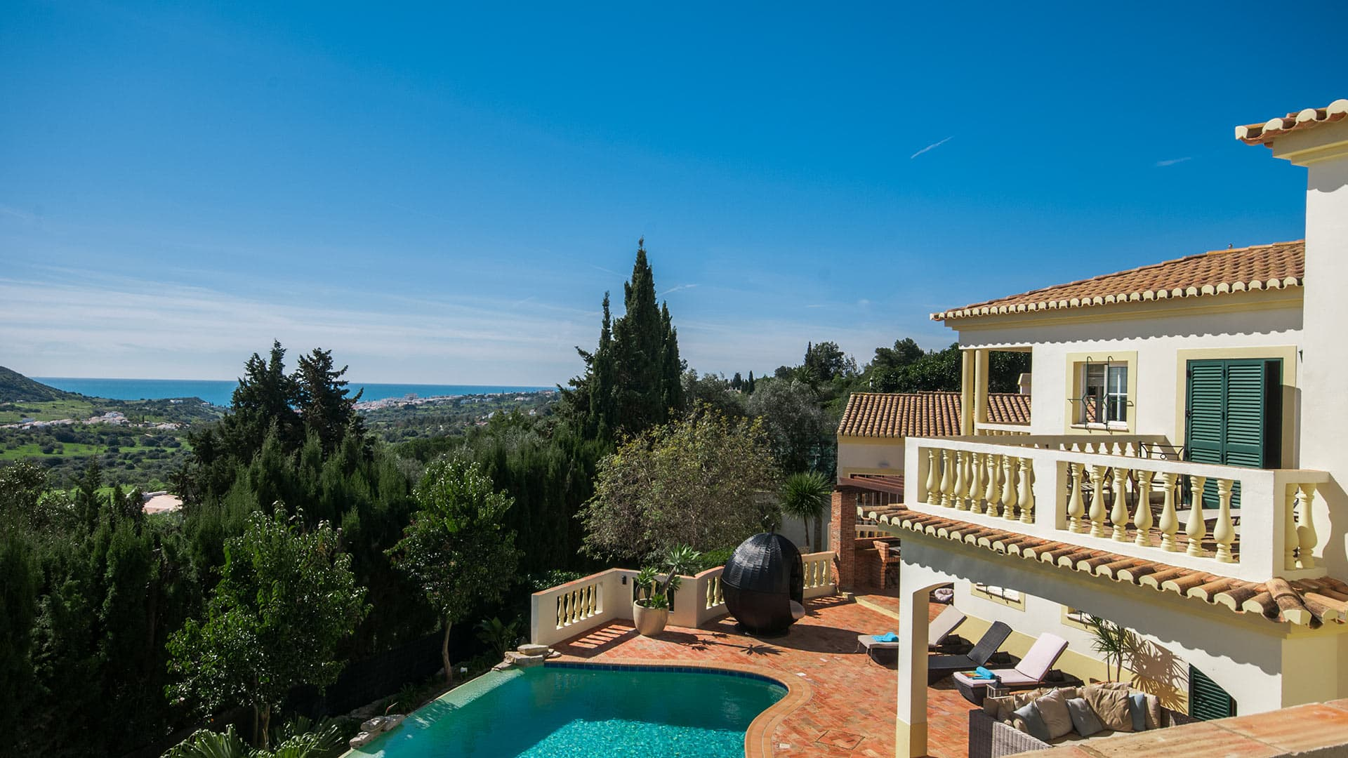 Villa Villa Andreia, Rental in Algarve