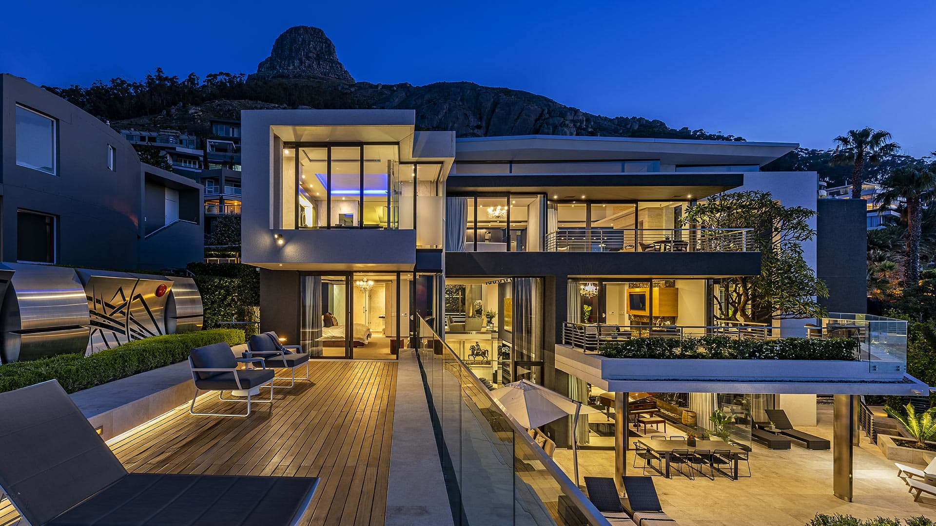 Villa Villa Cayanea, Rental in Cape Town