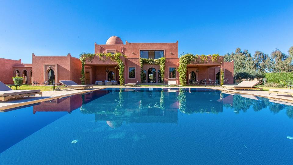 Villa Dar Badia, Location à Marrakech