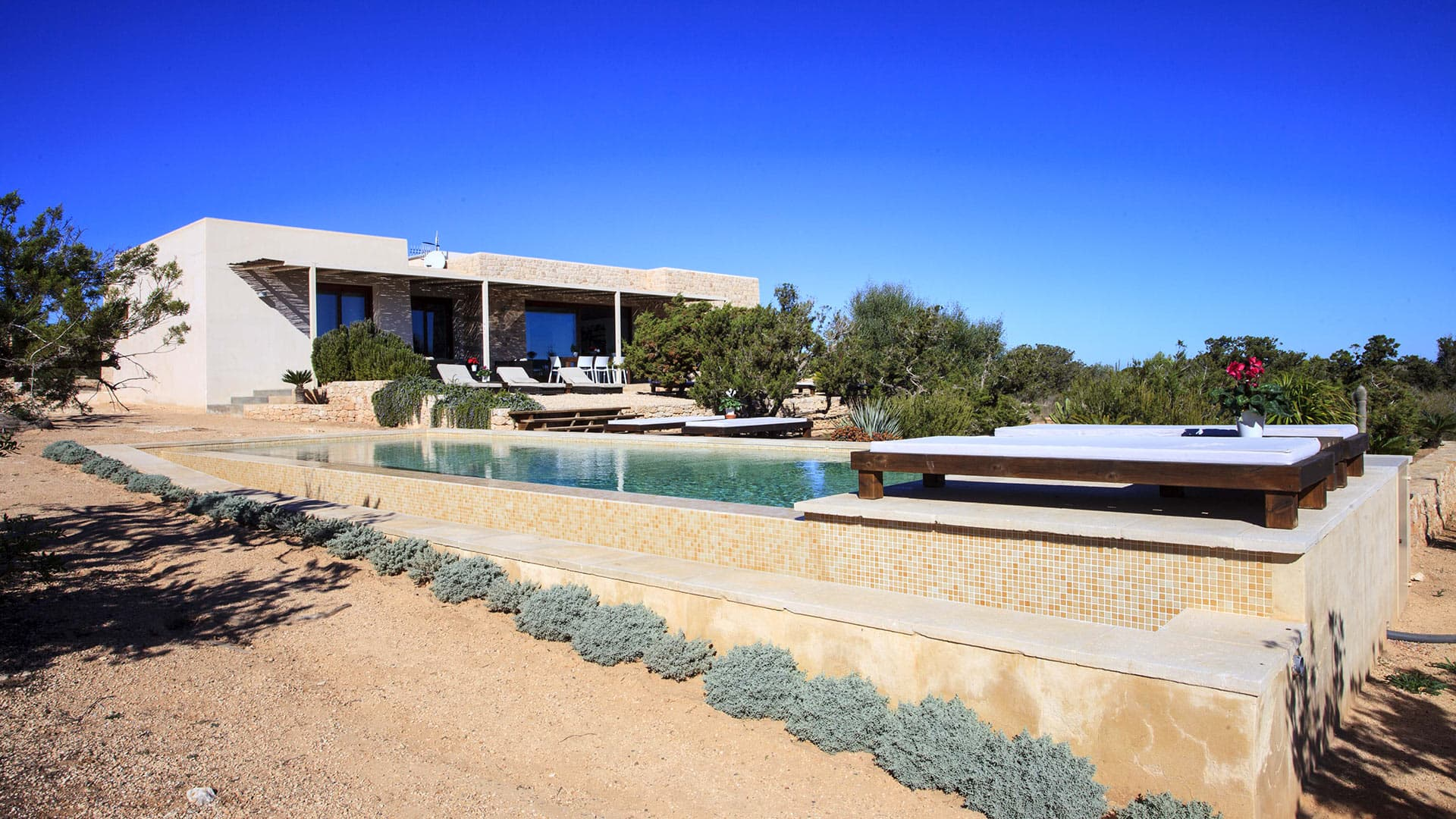 Villa Villa Jewelia, Location à Formentera