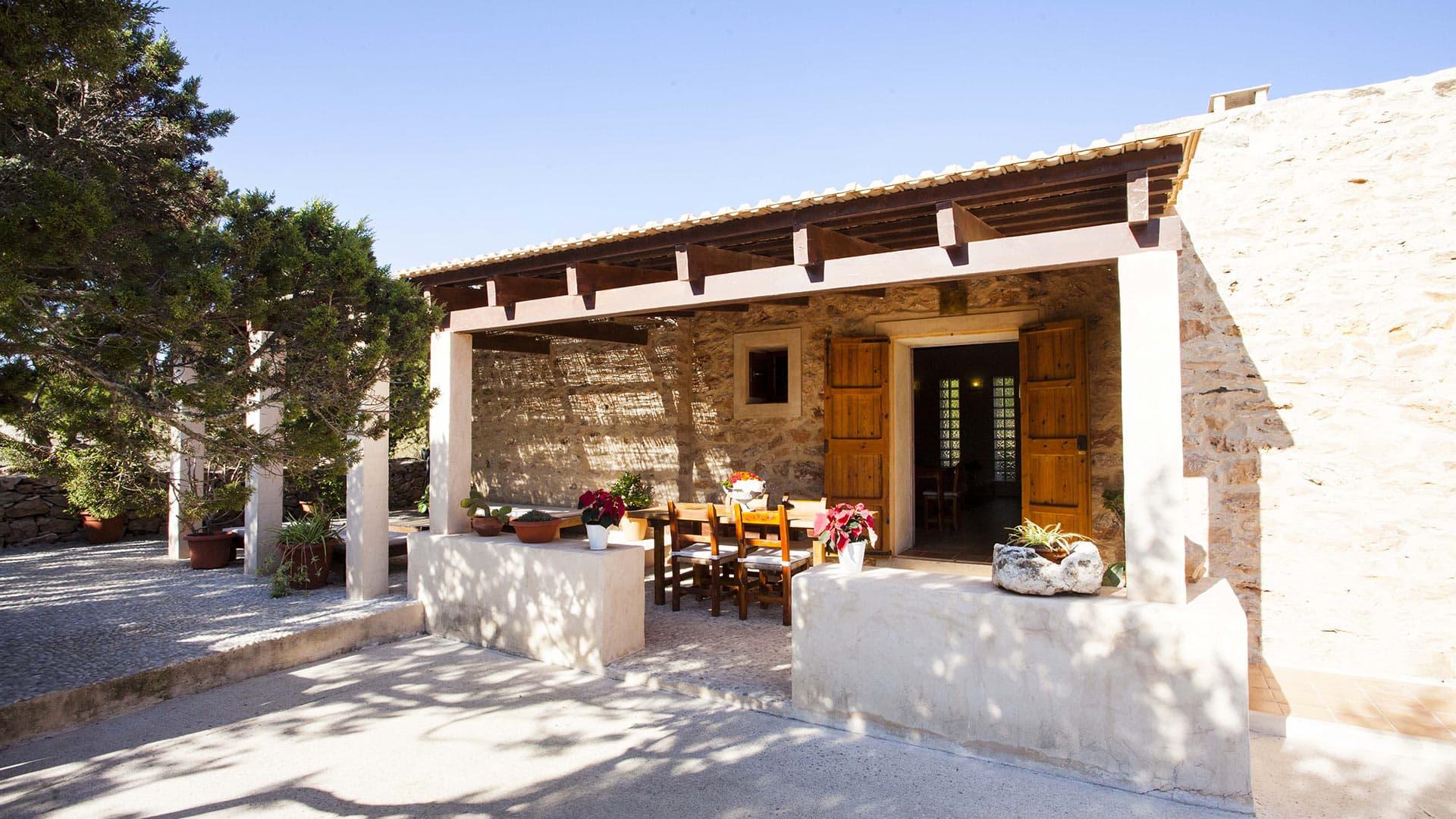 Villa Villa Manira, Location à Formentera