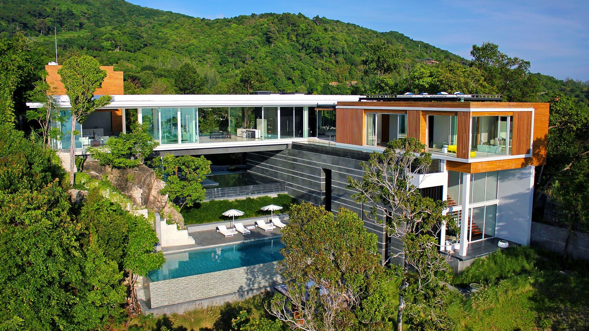 Villa Villa Myavea, Location à Phuket