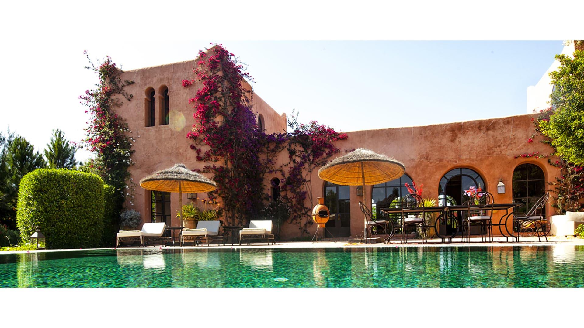 Villa Villa Basmah, Location à Essaouira