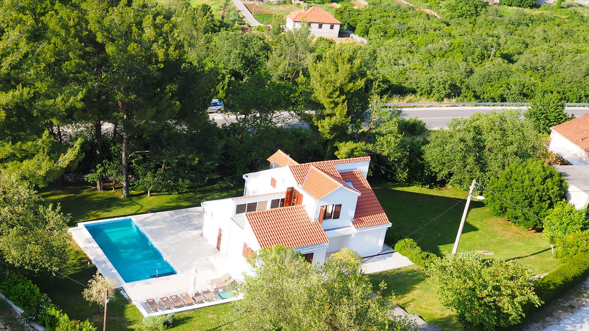 Villa Villa Magida, Location à Dubrovnik