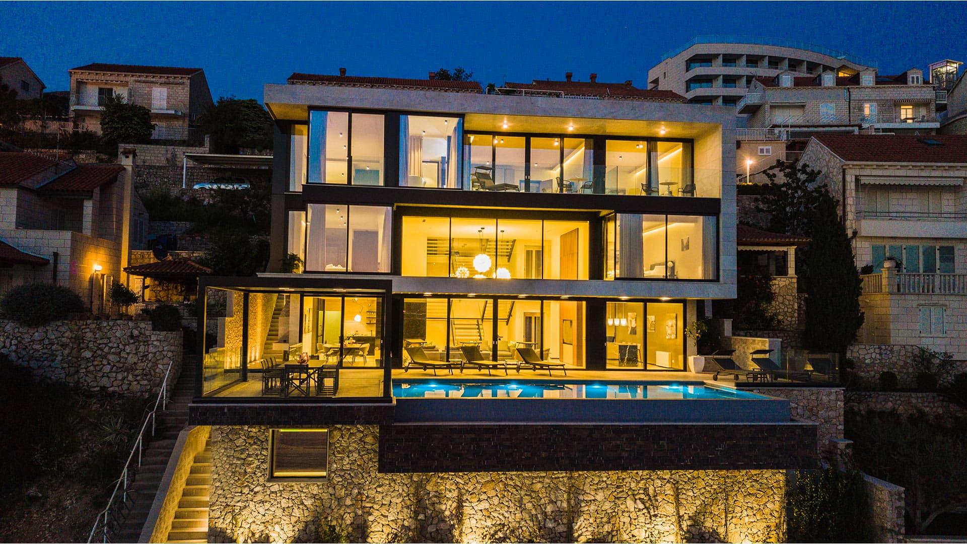 Villa Villa Kiona, Rental in Dubrovnik
