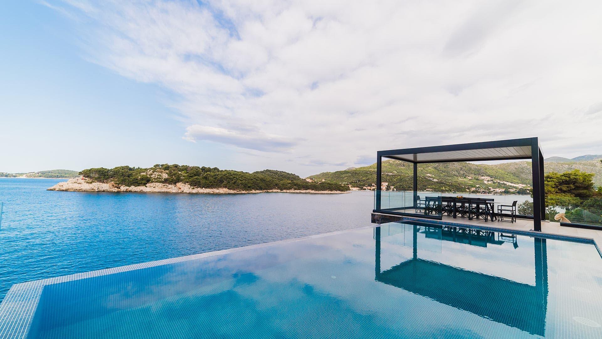 Villa Villa Kiona, Location à Dubrovnik