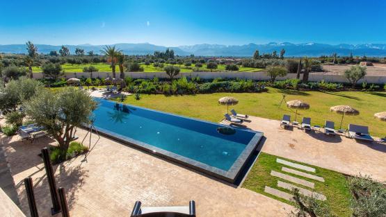 Villa Villa Giakira, Rental in Marrakech
