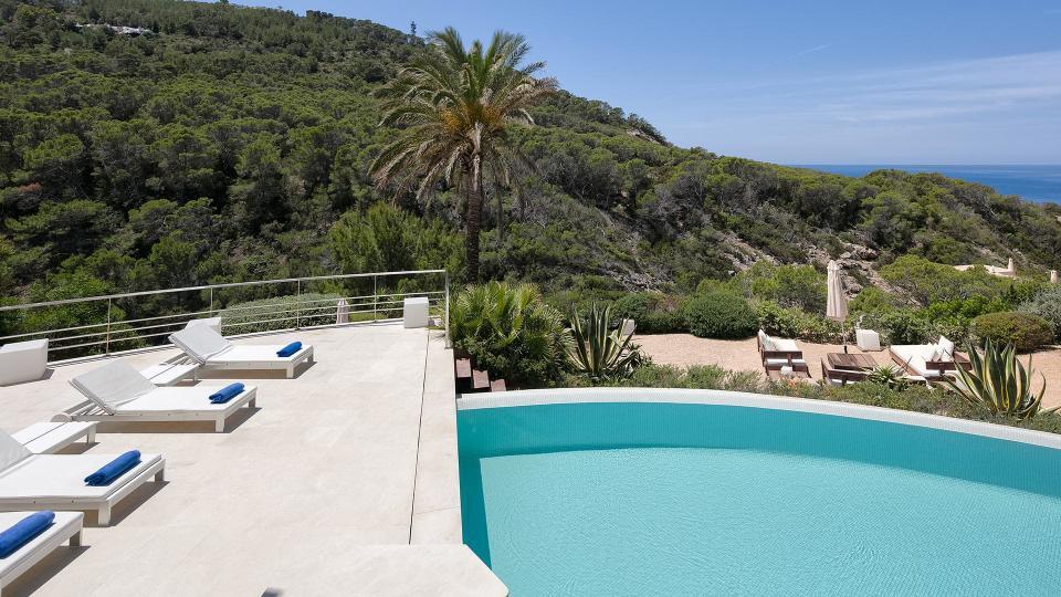 Villa Villa Pepallania, Location à Ibiza