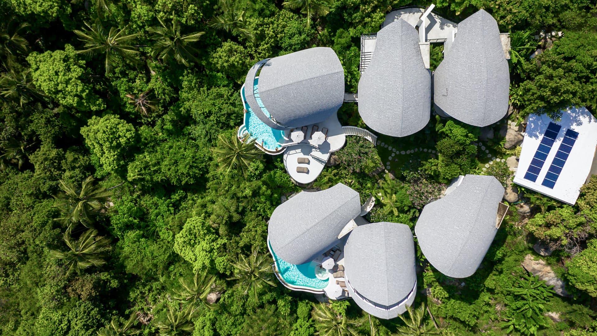 Villa Villa Drimea, Location à Koh Samui
