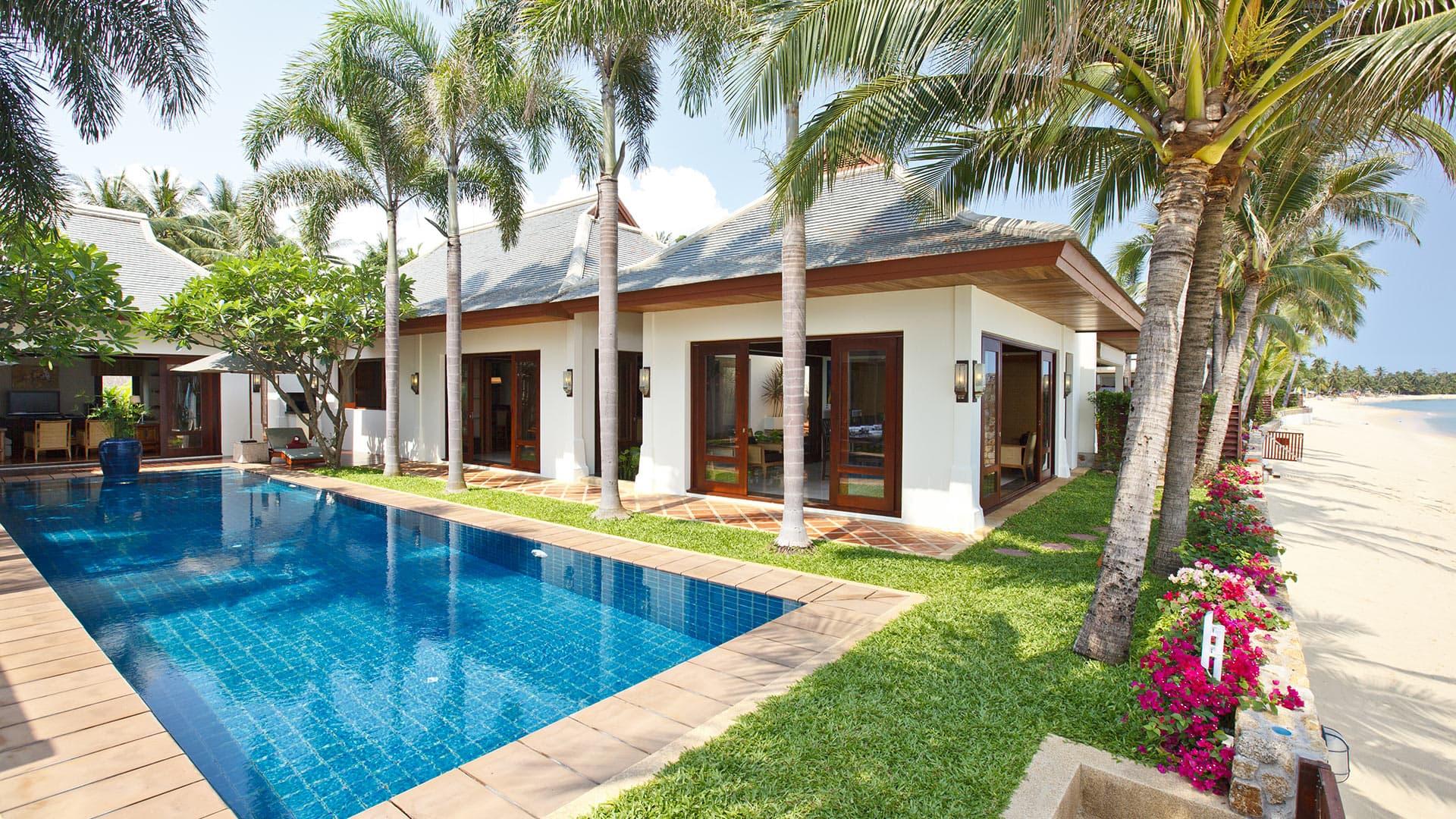 Villa Villa Deinara, Location à Koh Samui