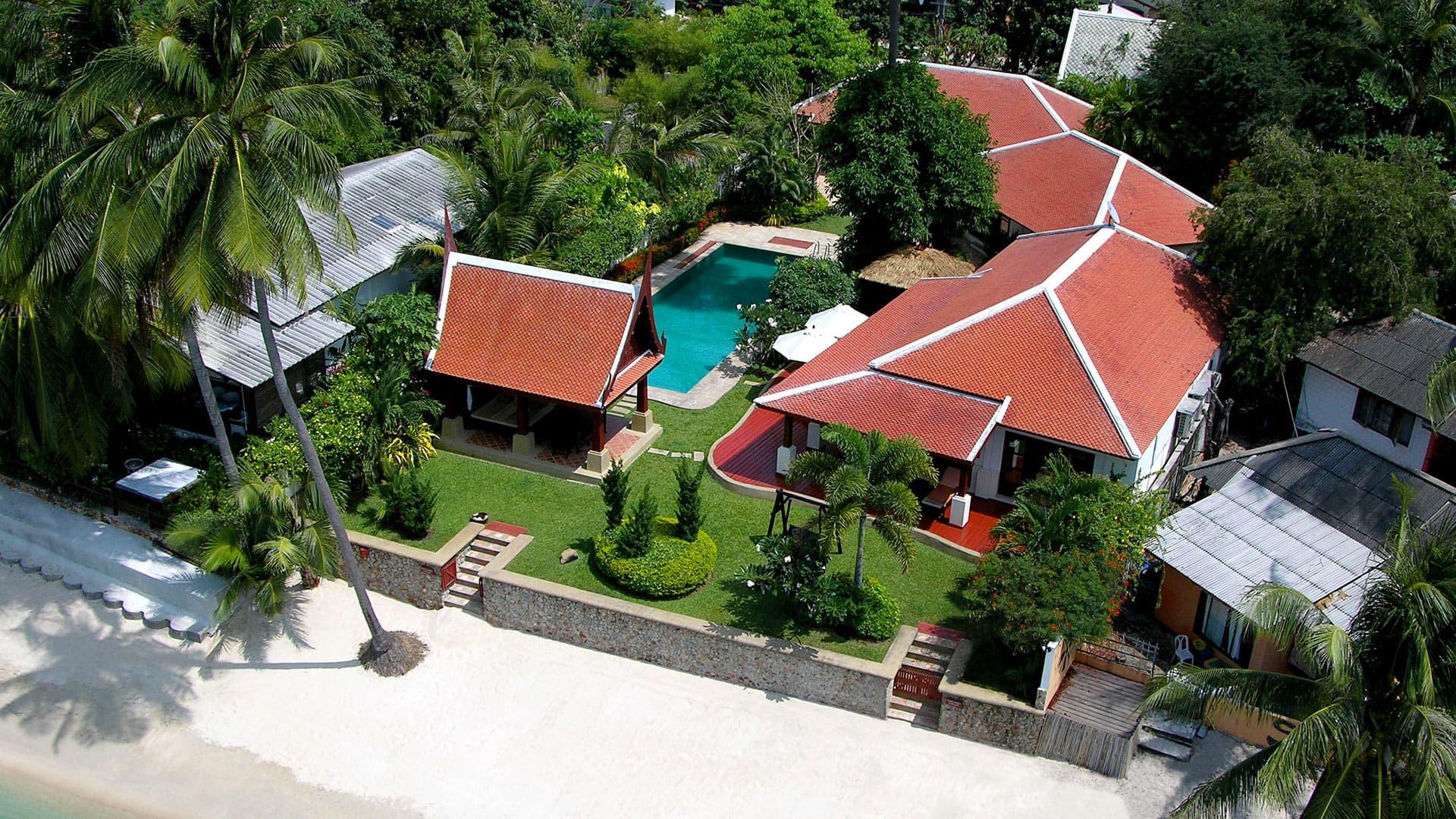 Villa Villa Baana, Location à Koh Samui