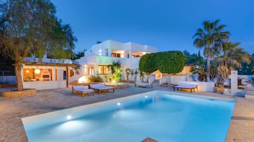 Villa Villa Fikana, Rental in Ibiza