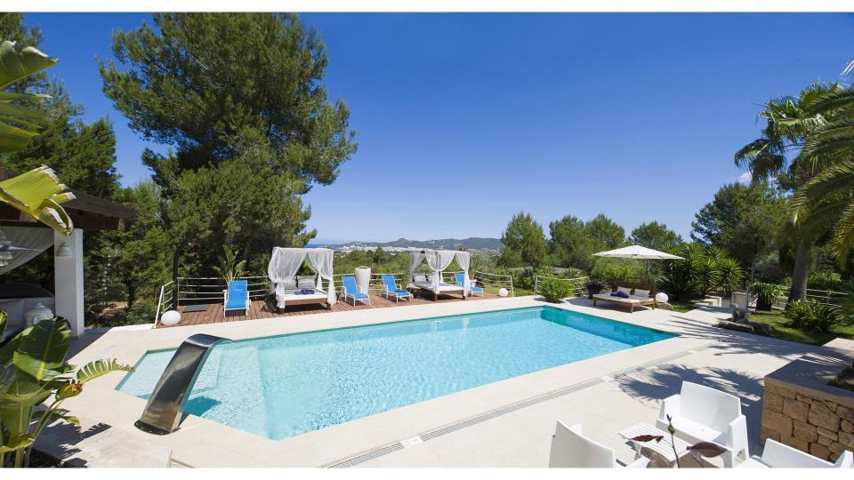 Villa Villa Ezia, Location à Ibiza