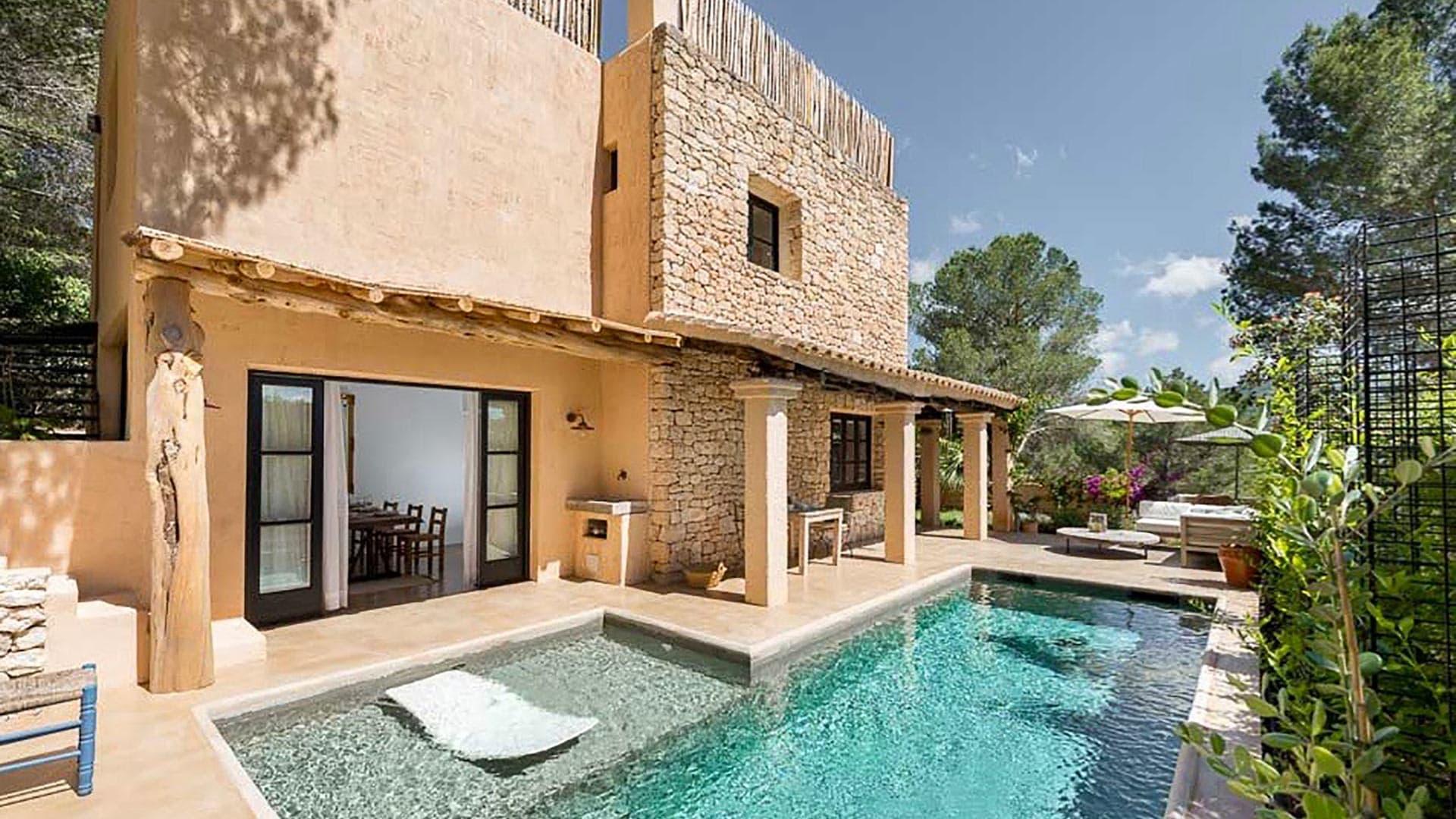Villa Villa Madanie, Location à Ibiza