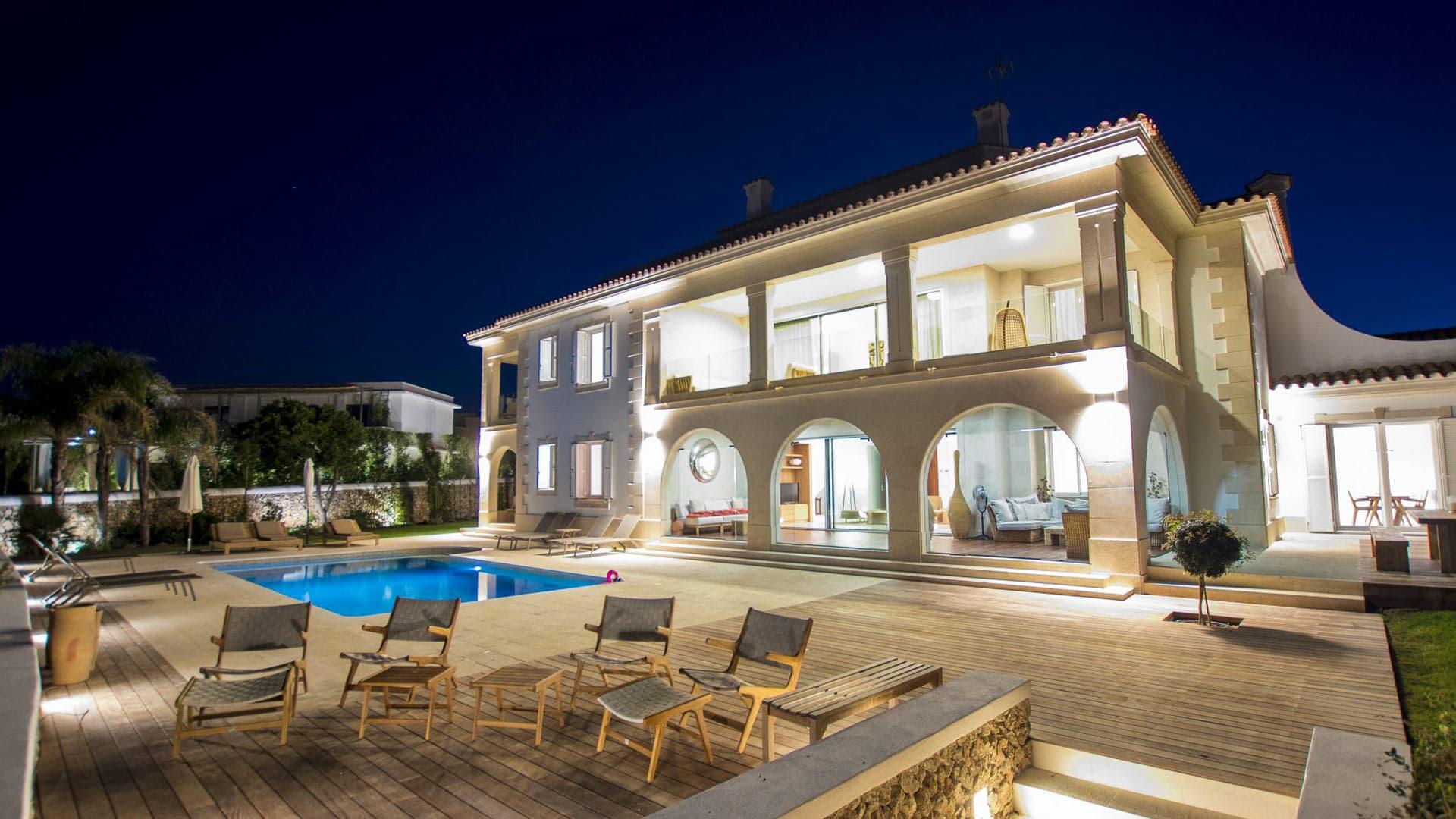Villa Villa Manicienta, Location à Minorque