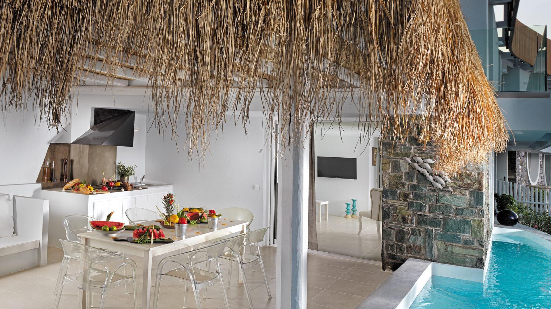 Villa Villa Lari Mar, Location à Crete