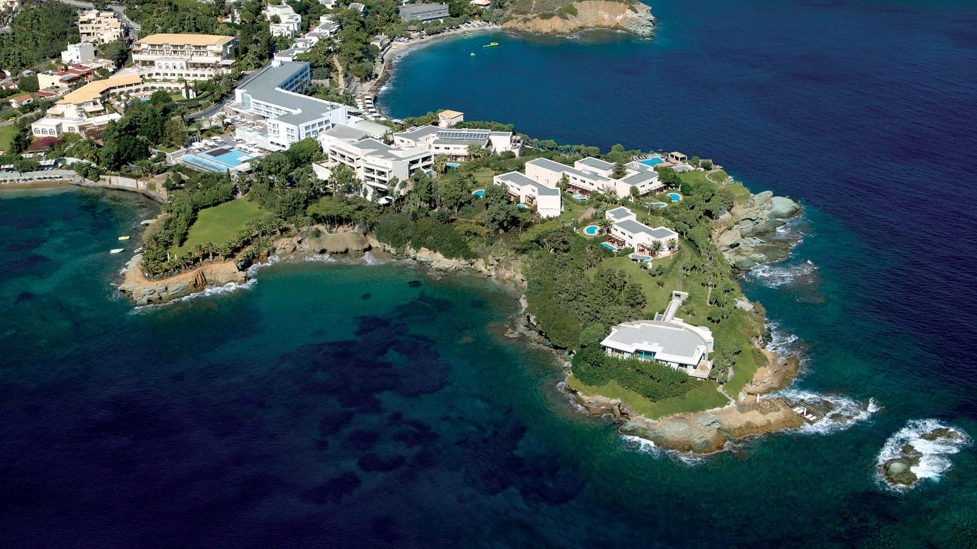 Villa Black Pearl Residence, Location à Crete