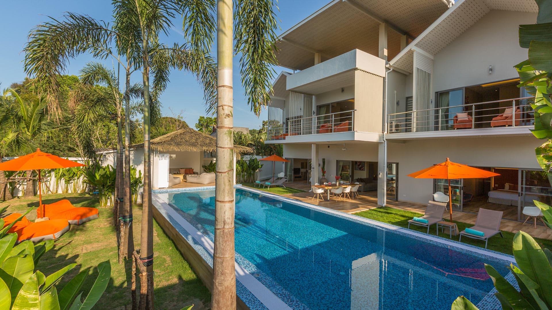 Villa Villa Palamita, Location à Koh Samui