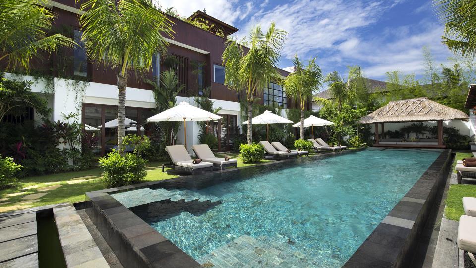 Villa Villa Anam, Location à Bali