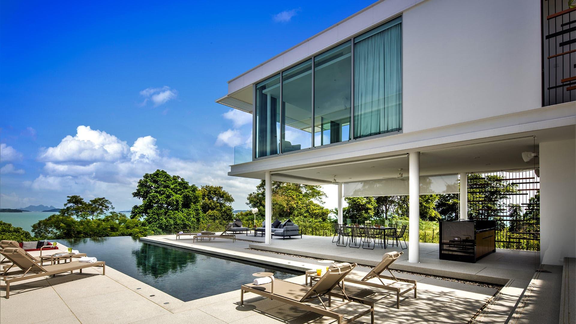 Villa Villa Vassala, Location à Phuket