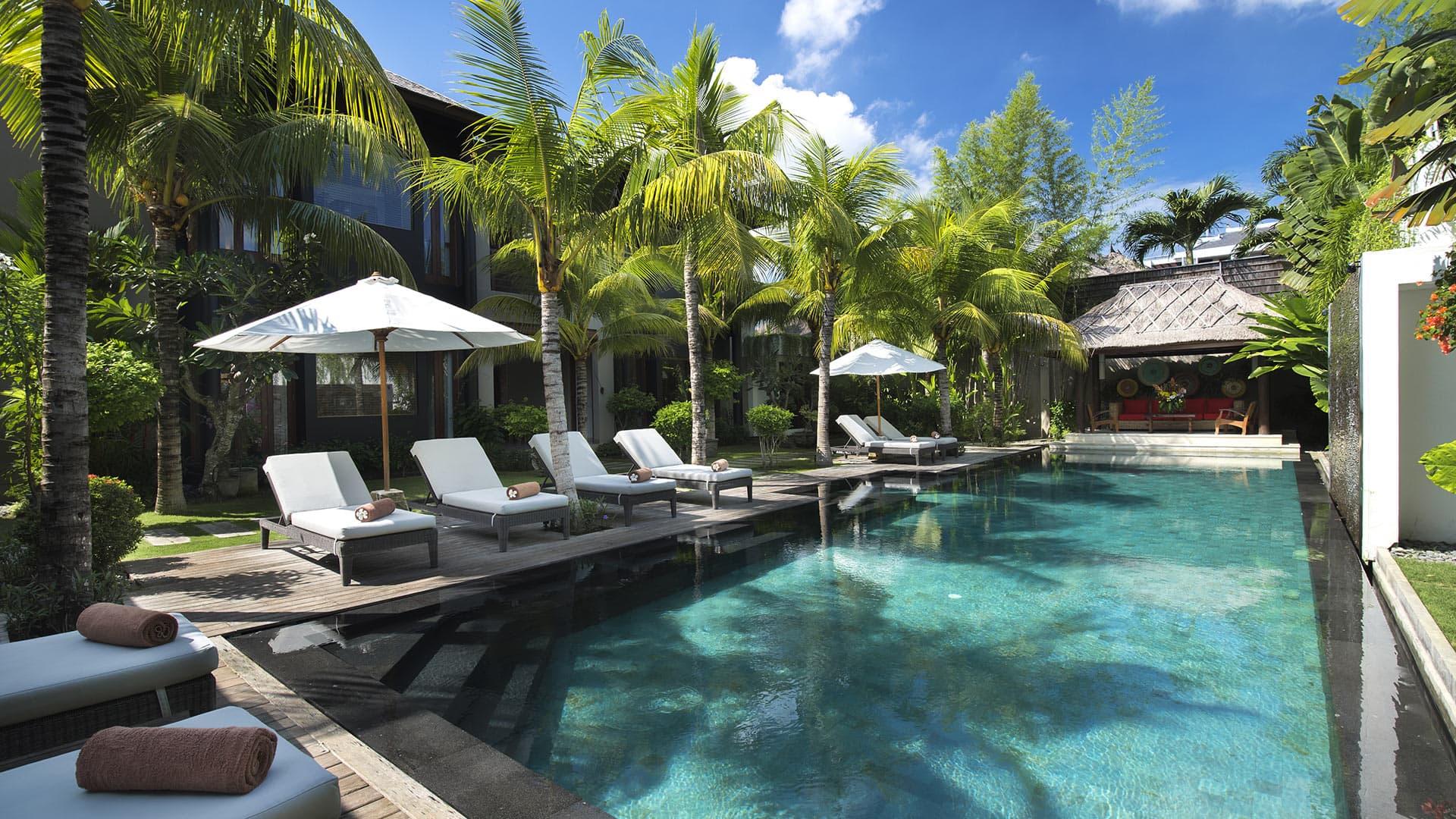 Villa Villa Abakoi, Location à Bali