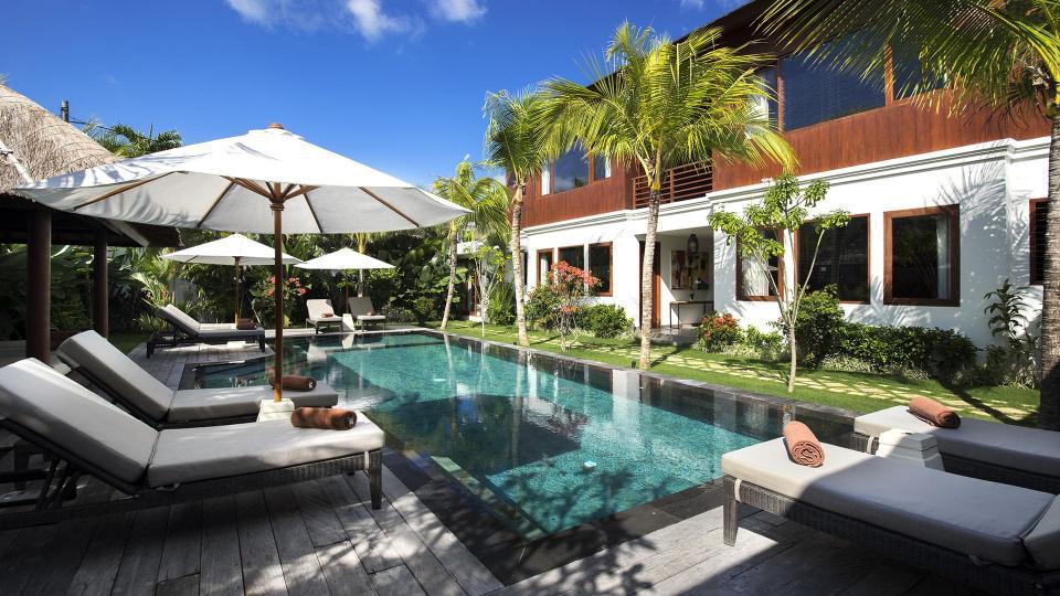Villa Villa Tangram, Rental in Bali