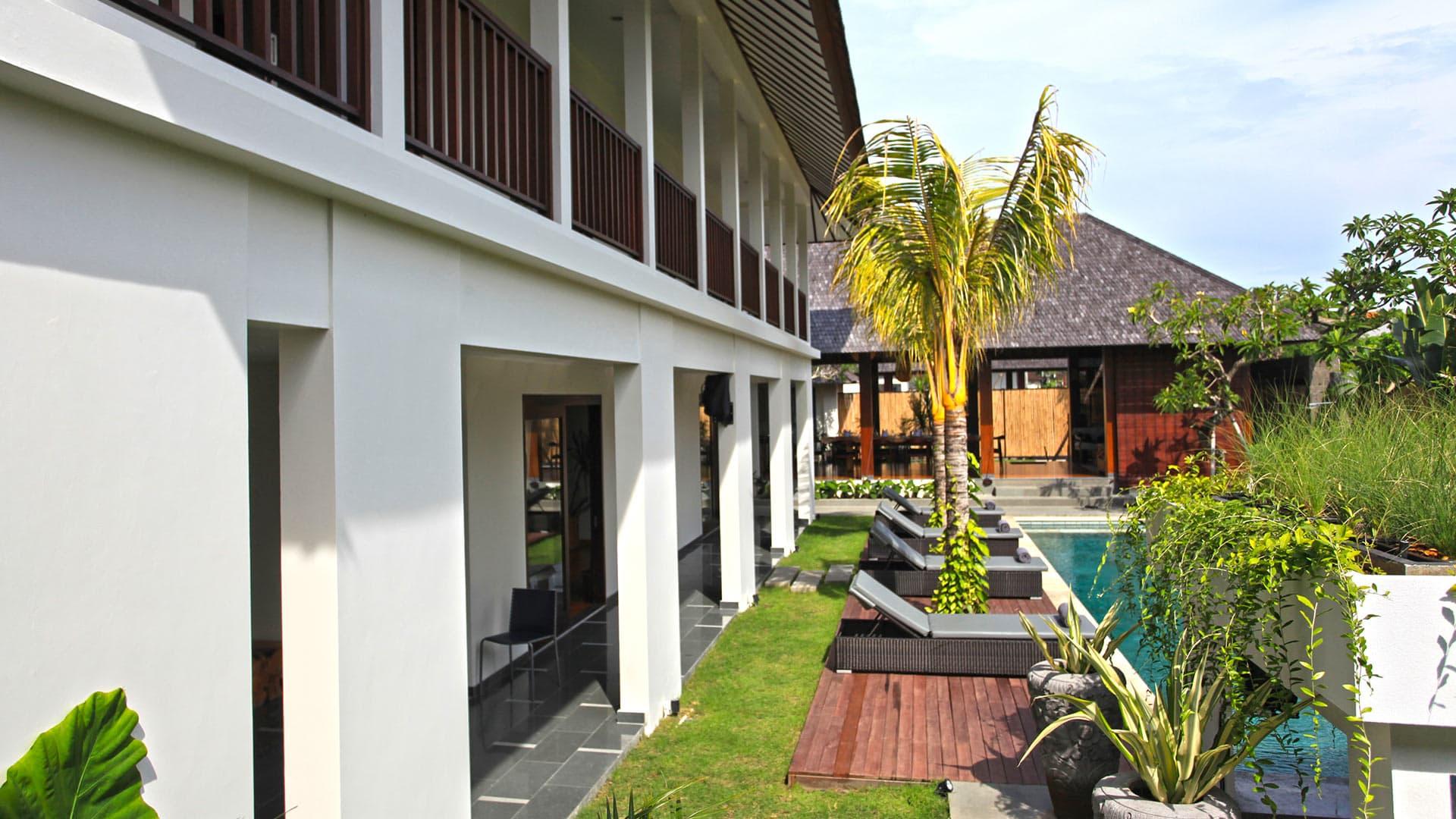 Villa Villa Elikor, Location à Bali
